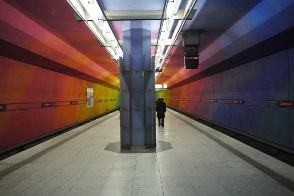 Изображение 4. Не Москва. Подземные улицы городов со вкусом.. Изображение № 4.