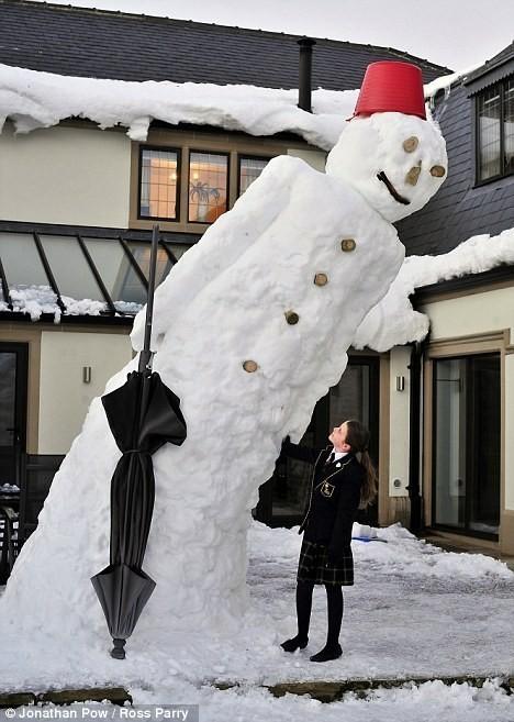 Мужичок - Снеговичек. Изображение № 12.