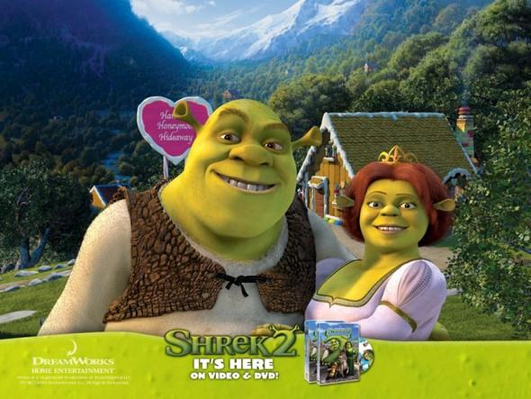 """Английский киноклуб по фильму """" Shrek 2"""". Изображение № 5."""