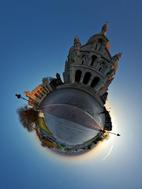 Alexandre Duret-Lutz andhis little planets. Изображение № 9.
