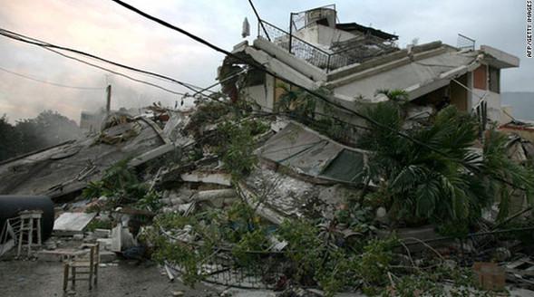 Землетрясение на Гаити. Изображение № 3.