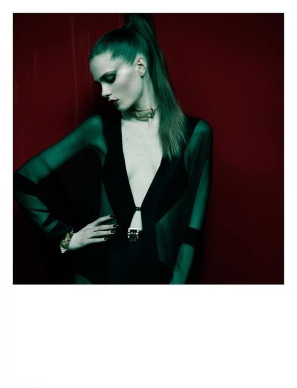 Съемки: Vogue, Numero, Tush и другие. Изображение №26.