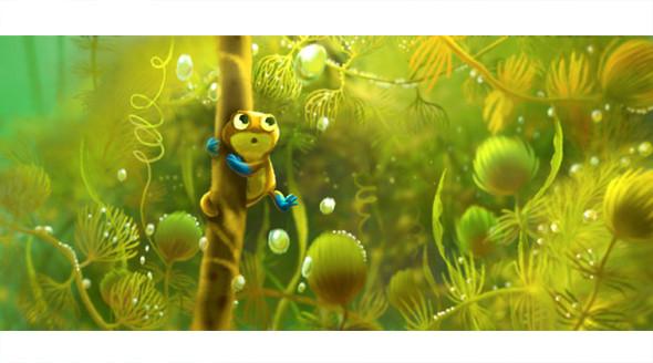 Pixar выпустили арт к отмененному мультфильму. Изображение № 19.