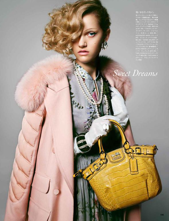 Съёмка: Ясунари Кикума для Vogue. Изображение № 4.