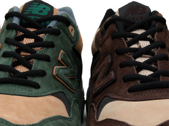 Mita sneakers x HECTIC x New Balance – MT580 – 10th Ann. Изображение № 2.