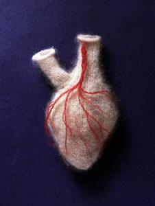 Шерстяная анатомия иликолбасные фигурки. Изображение № 1.