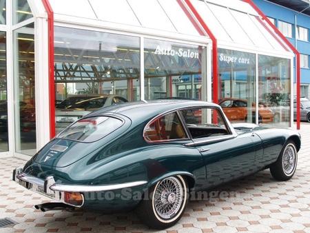 Jaguar Type EV12. Изображение № 5.