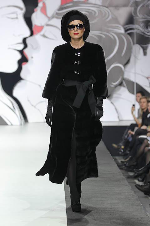 """Коллекция """"La Femme Magnifique"""" Модного Дома Игоря Гуляева. Изображение № 9."""