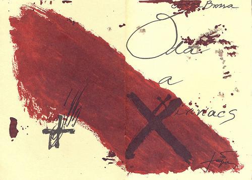 Antoni Tapies. Изображение № 71.