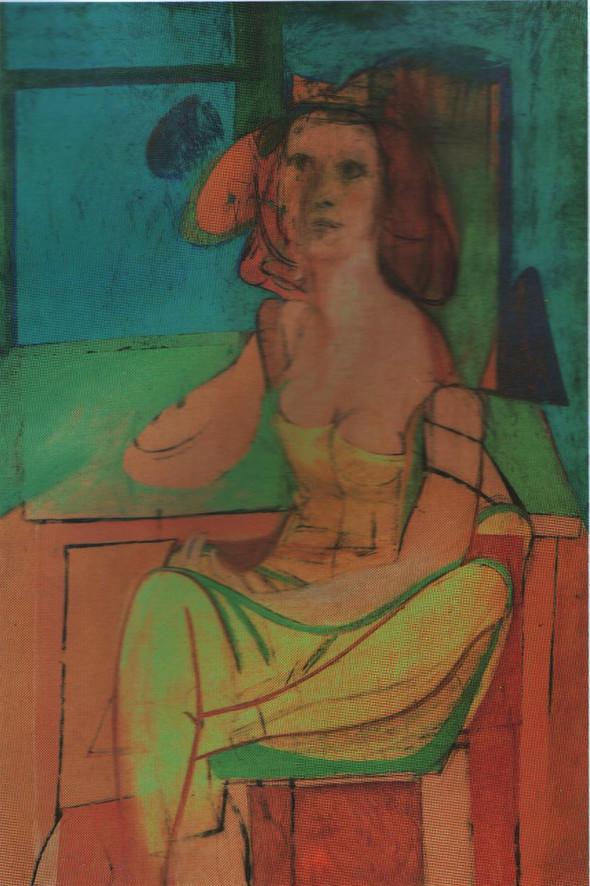 И.А.Бунин «Темные аллеи». Изображение № 4.
