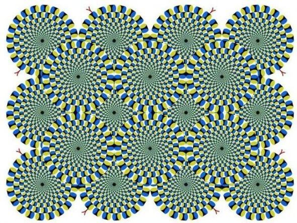 Иллюзия наших глаз. Изображение № 2.