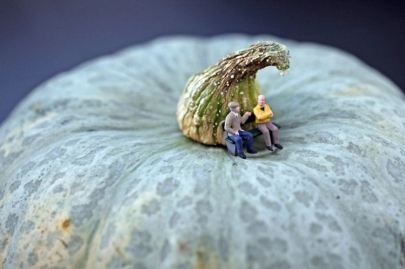 """Изображение 5. Серия """"Неравенство"""" от Кристофера Боффоли.. Изображение № 5."""