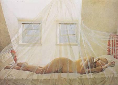 Andrew Wyeth- живопись длясозерцания иразмышления. Изображение № 48.