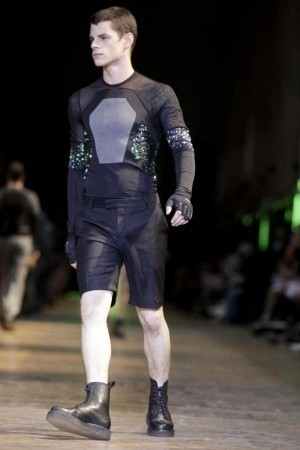 Изображение 3. Mugler Menswear Spring/Summer 2012.. Изображение № 3.