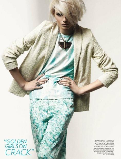 Съёмка: Андрей Пежич для Fashion. Изображение № 8.