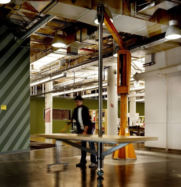 Офис Facebook вПало-Альто. Изображение № 9.