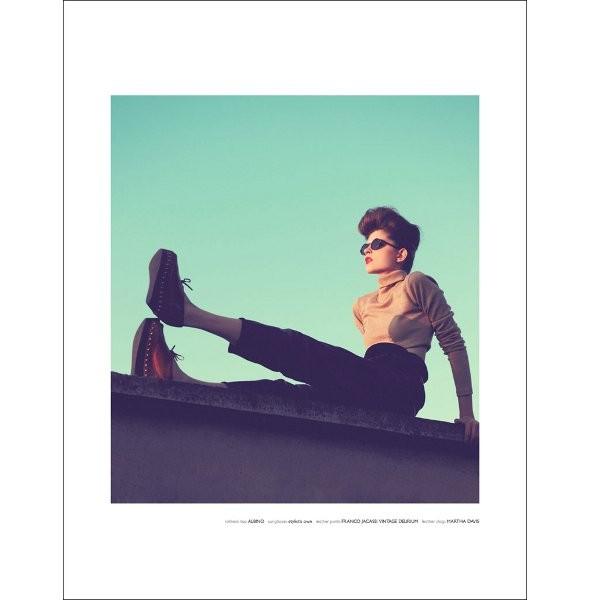 Новые съемки: Vogue, V и другие. Изображение № 28.