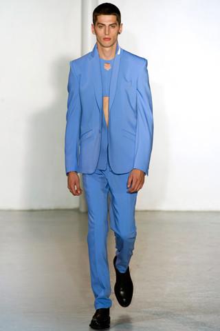 Неделя мужской моды в Париже: День 1. Изображение № 15.