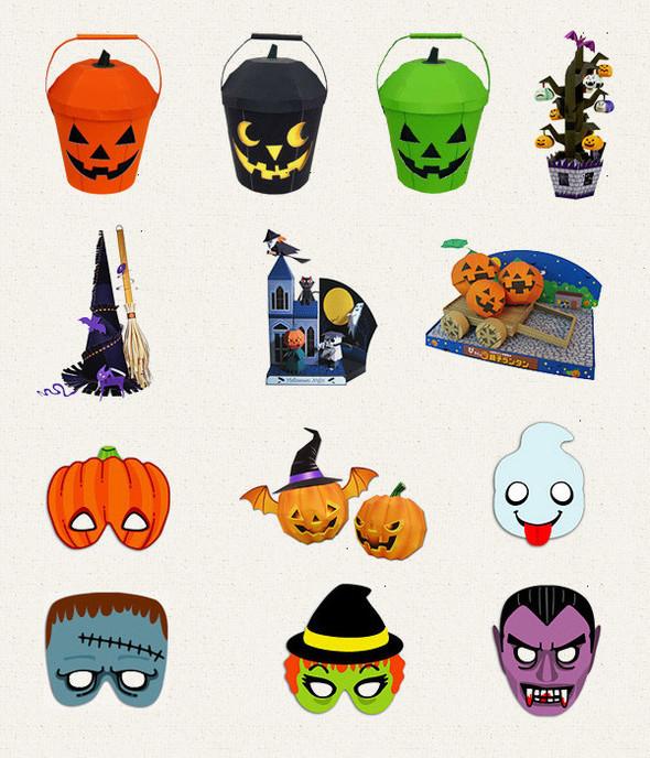 Идеи дляХэллоуина. Изображение №1.