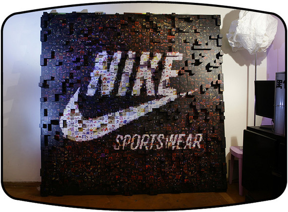CASHDESK GRAPHIK FOR NIKE. Изображение № 3.