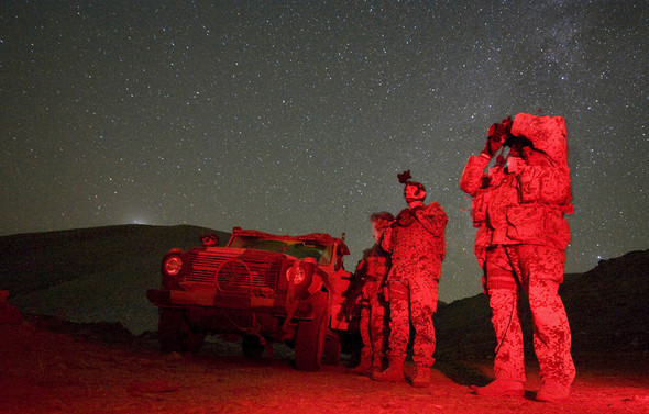 Афганистан. Военная фотография. Изображение № 226.