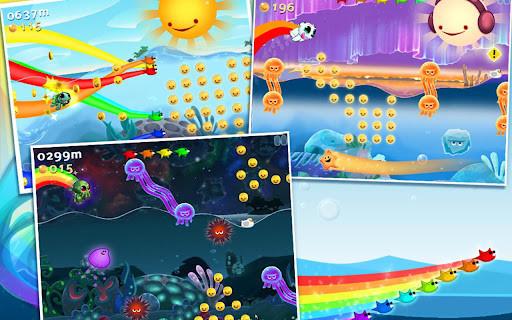 """!Обзор! красочная """"Run"""" игра Sea Stars. Изображение № 2."""