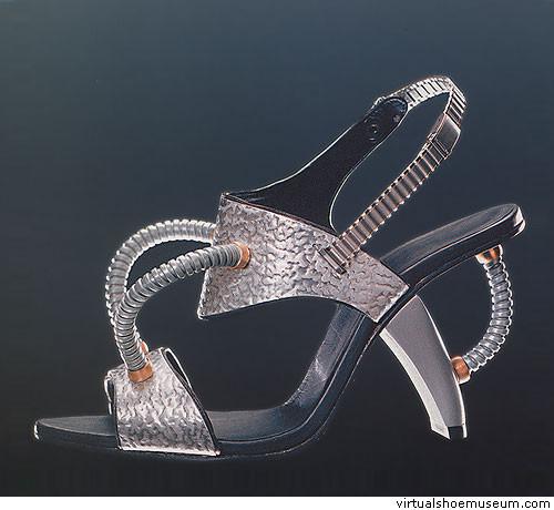 Креативная обувь. Изображение № 14.