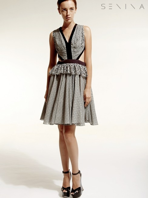 Лукбук: SENINA FW 2011. Изображение № 22.