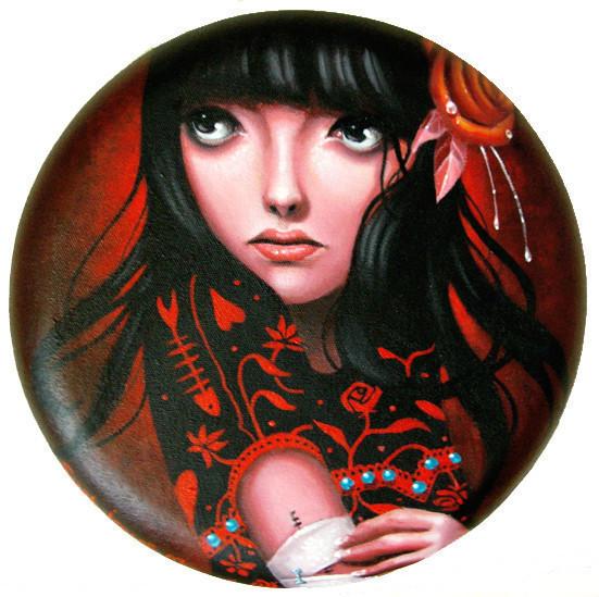 Sarah Joncas – девушки, рыбы измеи. Изображение № 10.