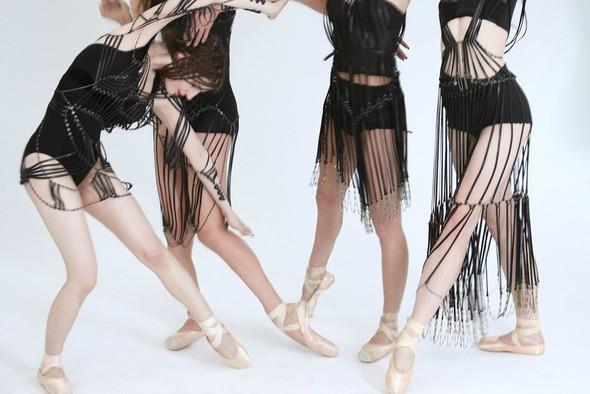 Кампания: Балерины для Bliss Lau FW 2011. Изображение № 4.