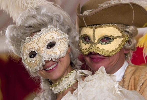Венецианский карнавал масок. Изображение № 25.