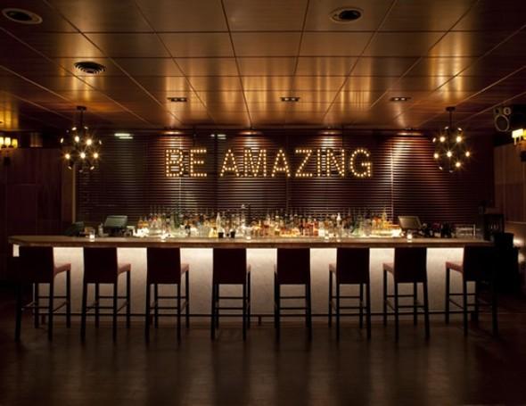 Под стойку: 15 лучших интерьеров баров в 2011 году. Изображение № 104.