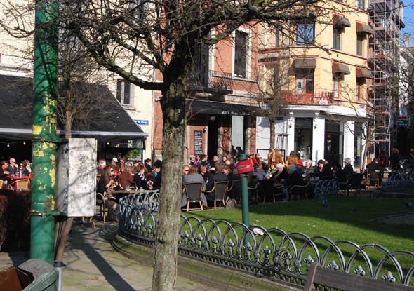 Изображение 37. Великолепная шестерка: модный Антверпен.. Изображение № 89.