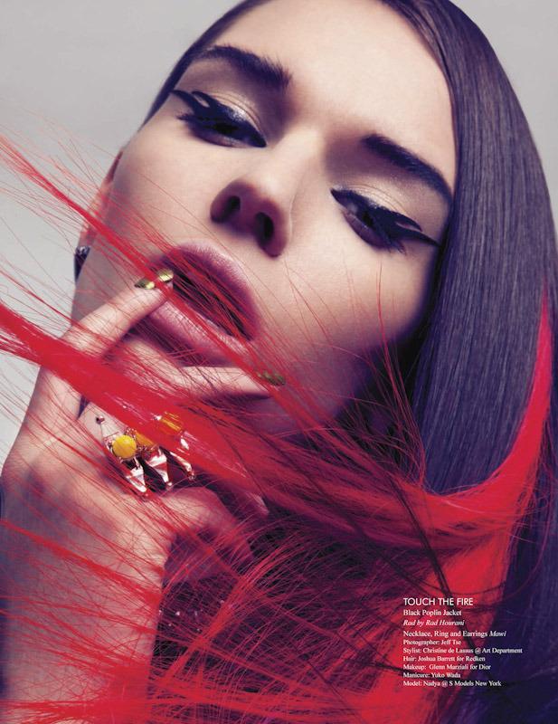 Печатный Fashion Gone Rouge. Изображение № 11.