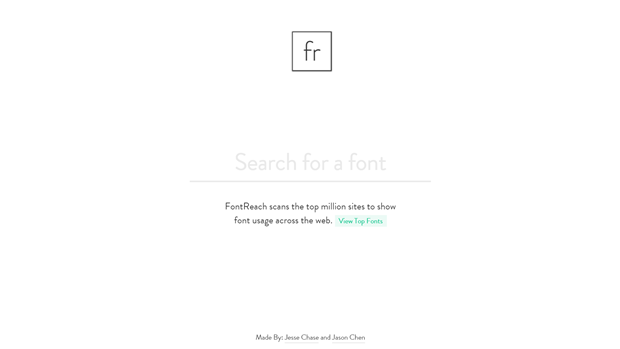 Появился рейтинг популярных шрифтов среди миллиона сайтов. Изображение № 2.