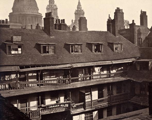 Призраки старого Лондона. Изображение № 5.