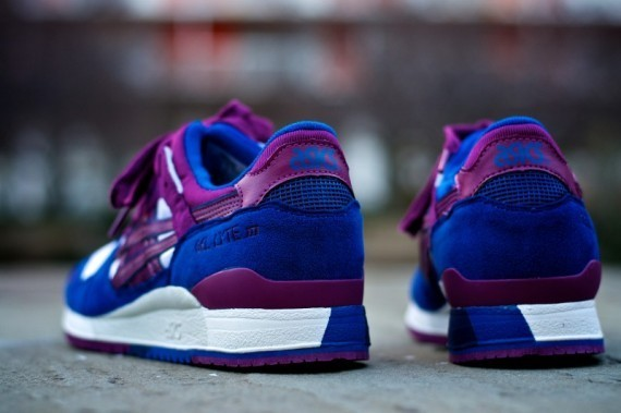 Asics Gel Lyte III + GT-II Fall/Winter 2011 релизы в Kith. Изображение № 4.