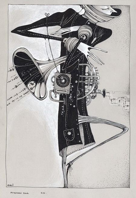 Фантасмагория Tineidae. Изображение № 41.