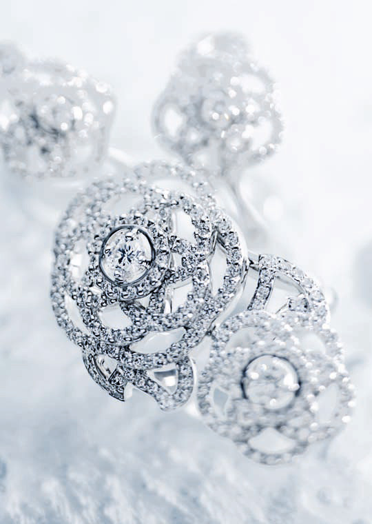 Лукбук: Chanel Haute Joaillerie Holiday 2011. Изображение № 6.