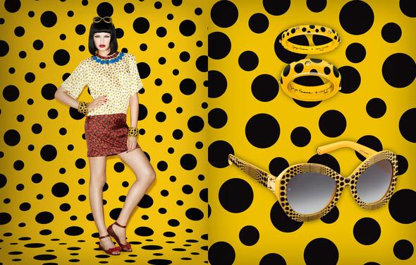 Коллаборация Louis Vuitton и Яёй Кусама . Изображение № 2.