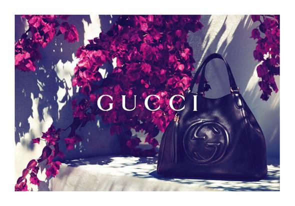 Karmen Pedaru и Lenz von Johnston для рекламы Gucci Cruise 2012. Изображение № 7.