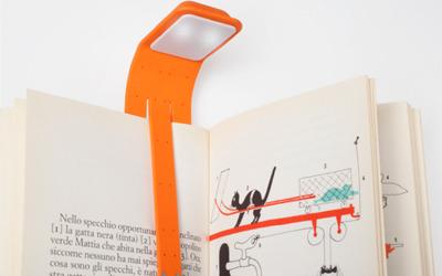 Цветные светильники для чтения Moleskine. Изображение № 6.
