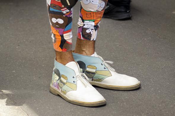 Изображение 40. Детали: Мужская неделя моды в Париже.. Изображение № 40.