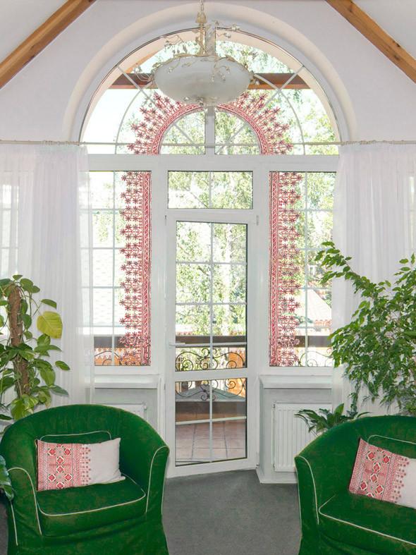 Модные тенденции в дизайне окна. Изображение № 4.