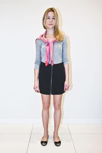 Встречайте по одежке: женские образы от Uniqlo. Изображение № 9.