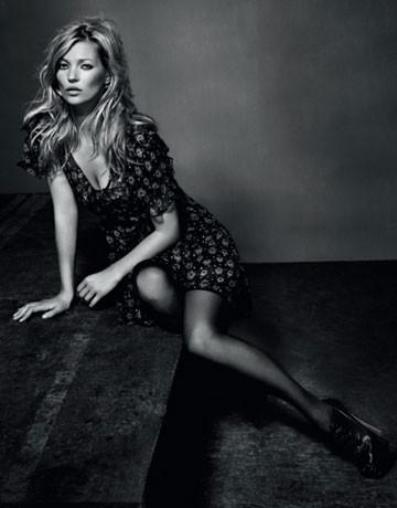 Первые снимки Kate Moss for Topshop. Изображение № 4.