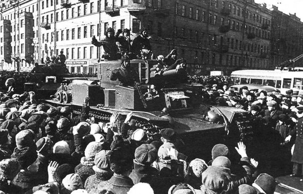 Блокада ленинграда. Изображение №14.
