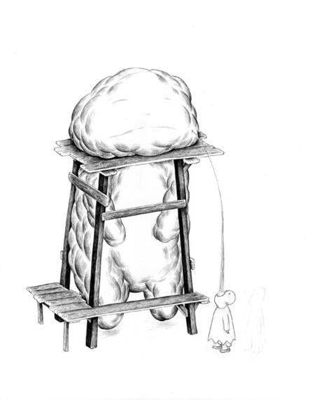 Искусство Джеффа Ладусера. Изображение № 35.