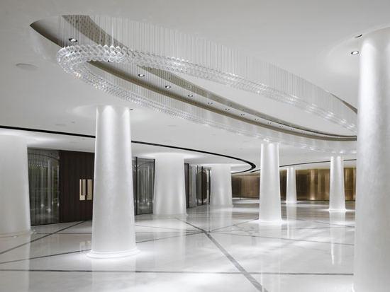 ПРОЕКТ: Дворец в Ташкенте. «Международный дом форумов». Изображение № 7.