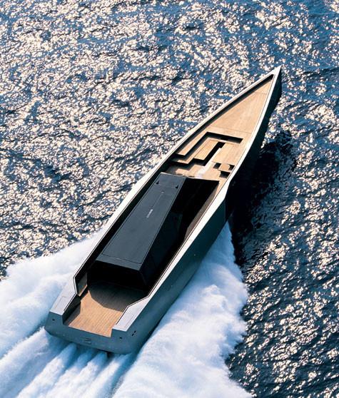 Wallypower 118 - плавающий спорткар!. Изображение № 19.